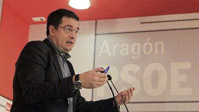 Óscar López pone su cargo a disposición del PSOE, que le ratifica como su número tres