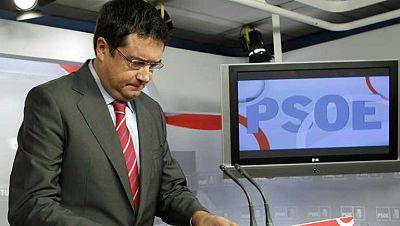 Oscar López continuará como secretario de organización del PSOE