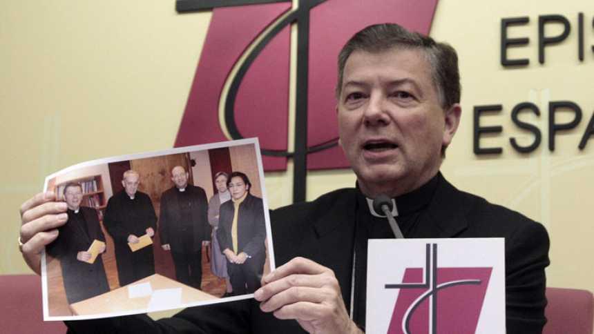 Los obispos españoles conocieron al nuevo papa en unos ejercicios espirituales