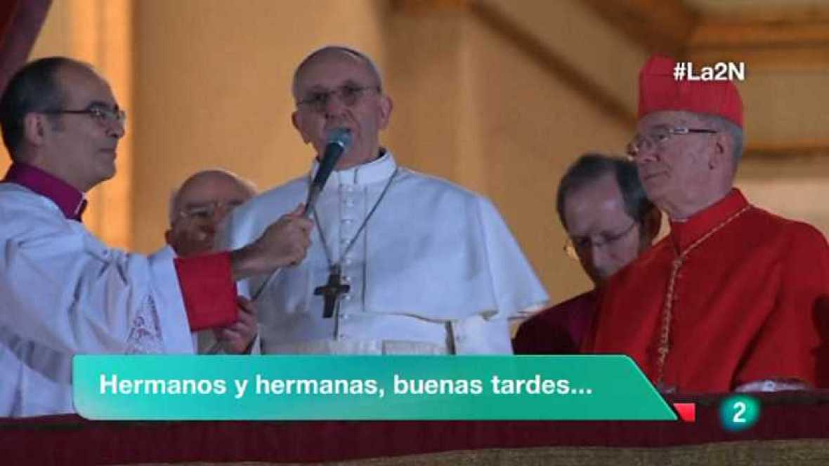 La 2 Noticias - 13/03/13  - Ver ahora