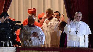 Francisco, el primer papa americano y jesuita