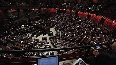 Comienza la legislatura en Italia sin presidentes de las Cámaras
