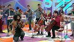 Pizzicato - La orquesta en el tejado