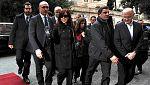 El papa Francisco recibe a la presidenta argentina en su primera audiencia a un jefe de Estado