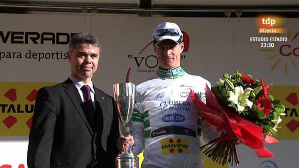 Ciclismo - Volta a Cataluña, 1ª etapa: Calella-Calella desde Calella - Ver ahora