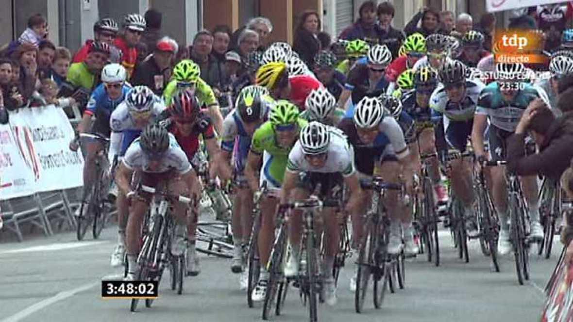 Ciclismo - Volta a Cataluña, 2ª etapa: Girona-Banyoles desde Banyoles - Ver ahora