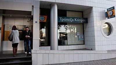 El Gobierno de Chipre presentará este jueves una alternativa al impuesto general sobre depósitos bancarios