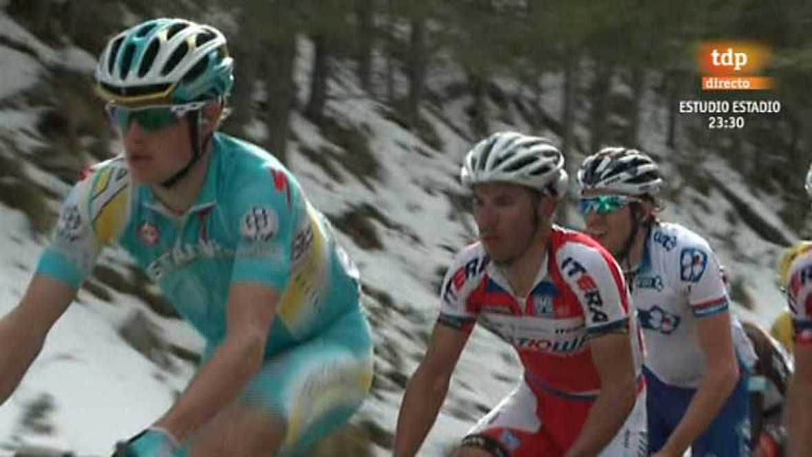 Ciclismo - Volta a Cataluña, 4ª etapa: Llanars/Vall de Camprodon - Port Ainé Rialp - Ver ahora