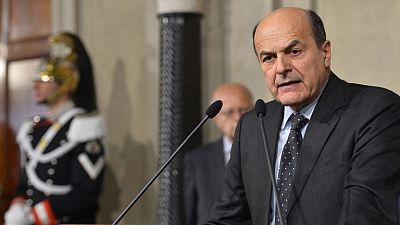 Bersani acepta el encargo de formar el nuevo gobierno de Italia