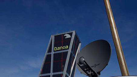 El FROB valora en un céntimo la acción de Bankia