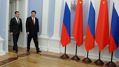 El nuevo presidente chino elige Rusia para su primer viaje al extranjero