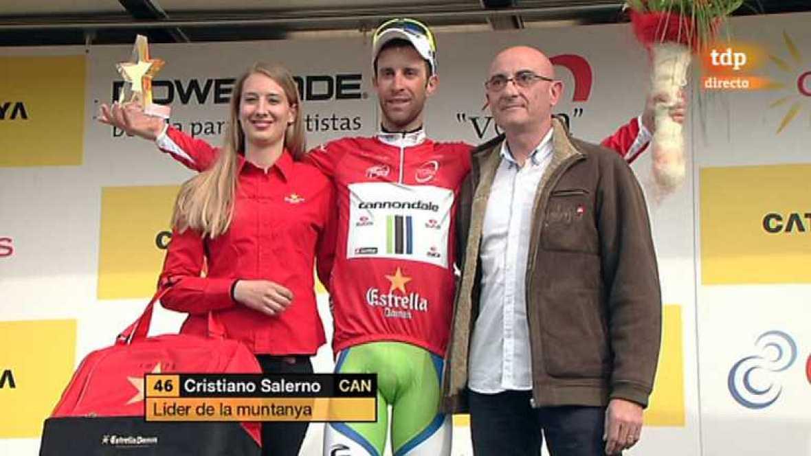 Ciclismo - Volta a Cataluña, 6ª etapa: Almacelles - Valls - Ver ahora