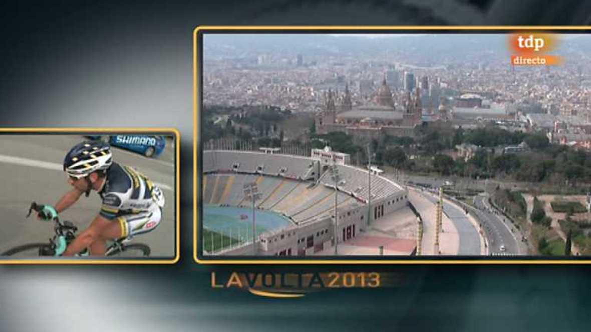 Ciclismo - Volta a Cataluña, 7ª etapa: El Vendrell - Barcelona - Ver ahora