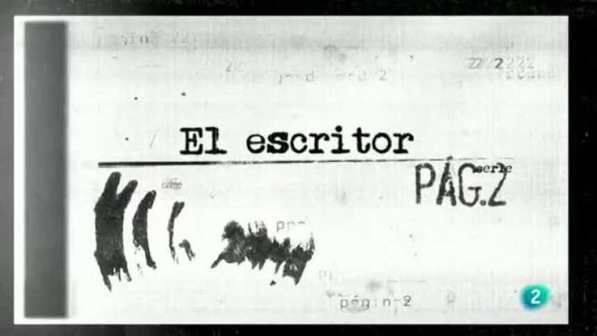 """Página 2 - """"El escritor"""" - 11º capítulo"""