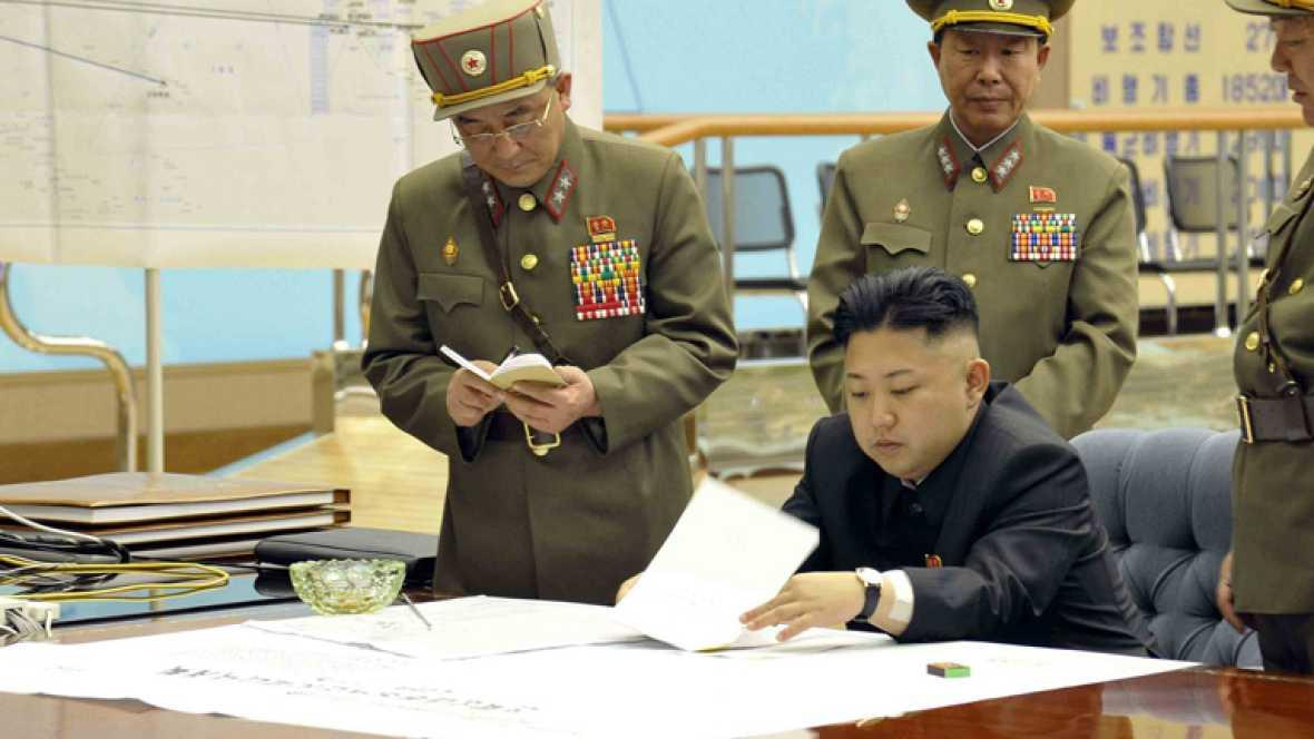 """Corea del Norte declara que está en """"estado de guerra"""" con Corea del Sur"""