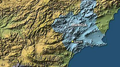 Lorca vive un nuevo temblor de magnitud 4,3 en la escala Richter