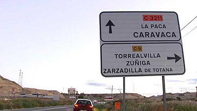 Se registra un terremoto de 3,7 grados entre las localidades murcianas de Lorca y Aledo