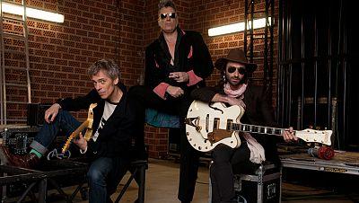 """Loquillo, Leiva y Ariel Rot graban juntos """"El rock de Europa"""" de Moris"""