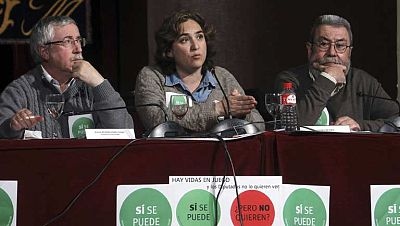 Los sindicatos critican al Congreso por la no incorporación de las peticiones de la dación en pago