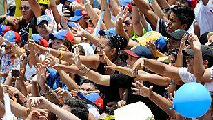 Venezuela cierra este jueves su campaña electoral