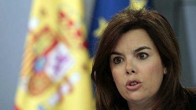 Opiniones de la vicepresidenta del Gobierno sobre el decreto de la Junta de Andalucía