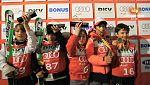 Esquí - Audi Quattro Cup. Prueba Cerler