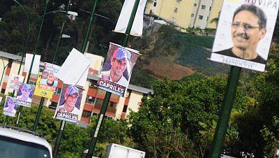 Venezuela busca al sucesor de Chávez