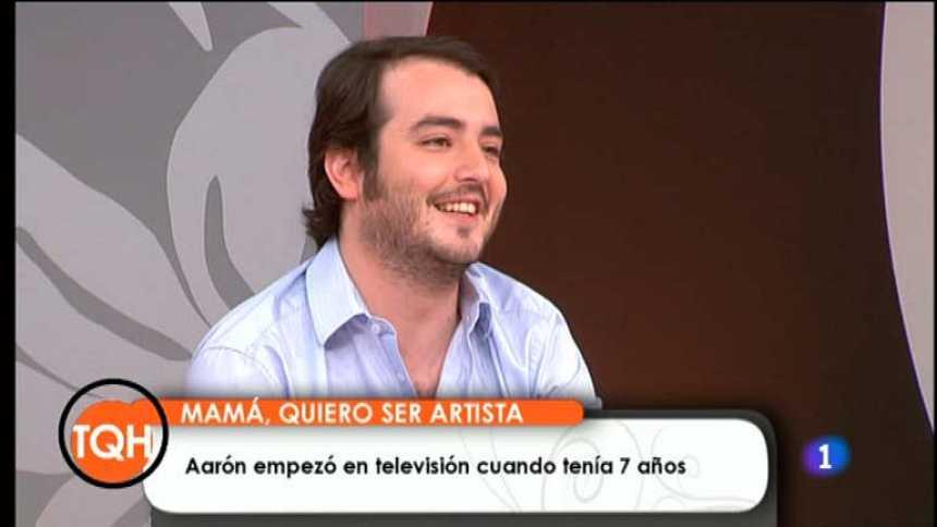Tenemos que hablar - Aarón Guerrero empezó con sólo siete años