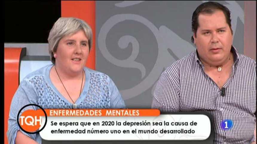 Tenemos que hablar - Juan Carlos y Eva padecen esquizofrenia y viven juntos