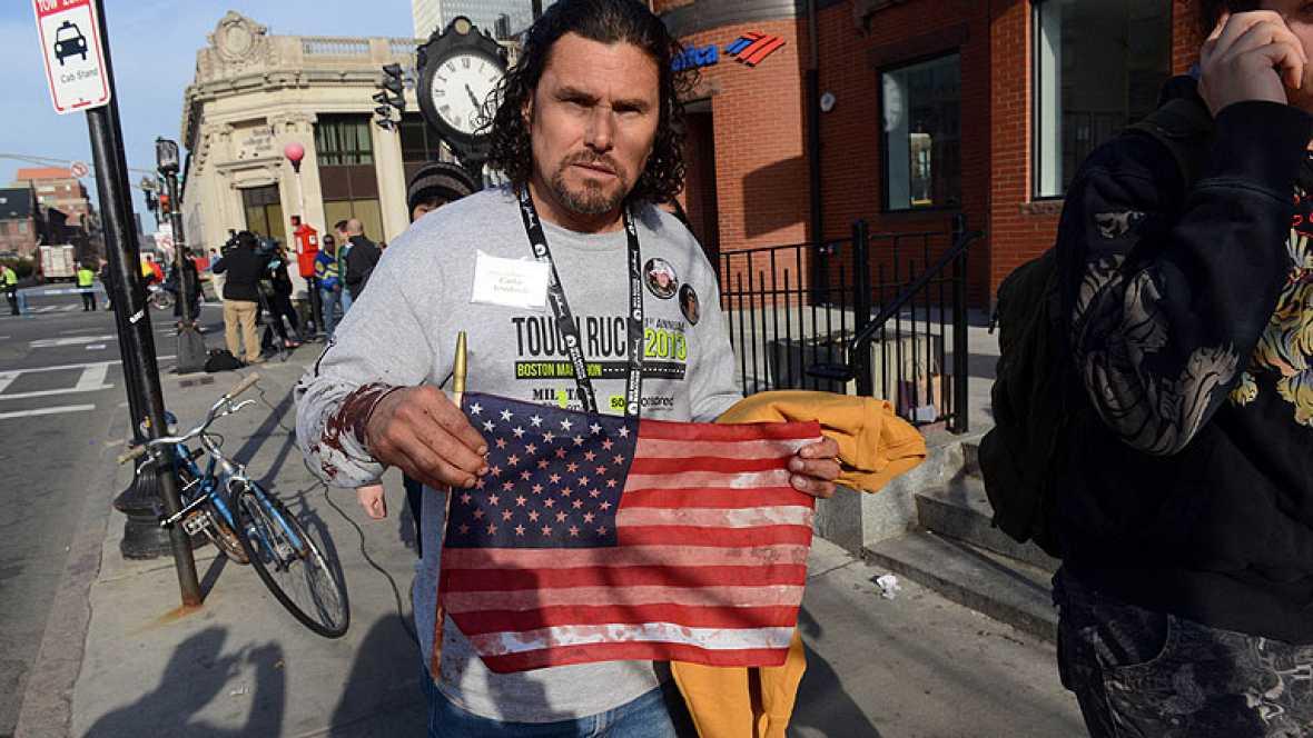 Los Estados Unidos en duelo por las víctimas de Boston