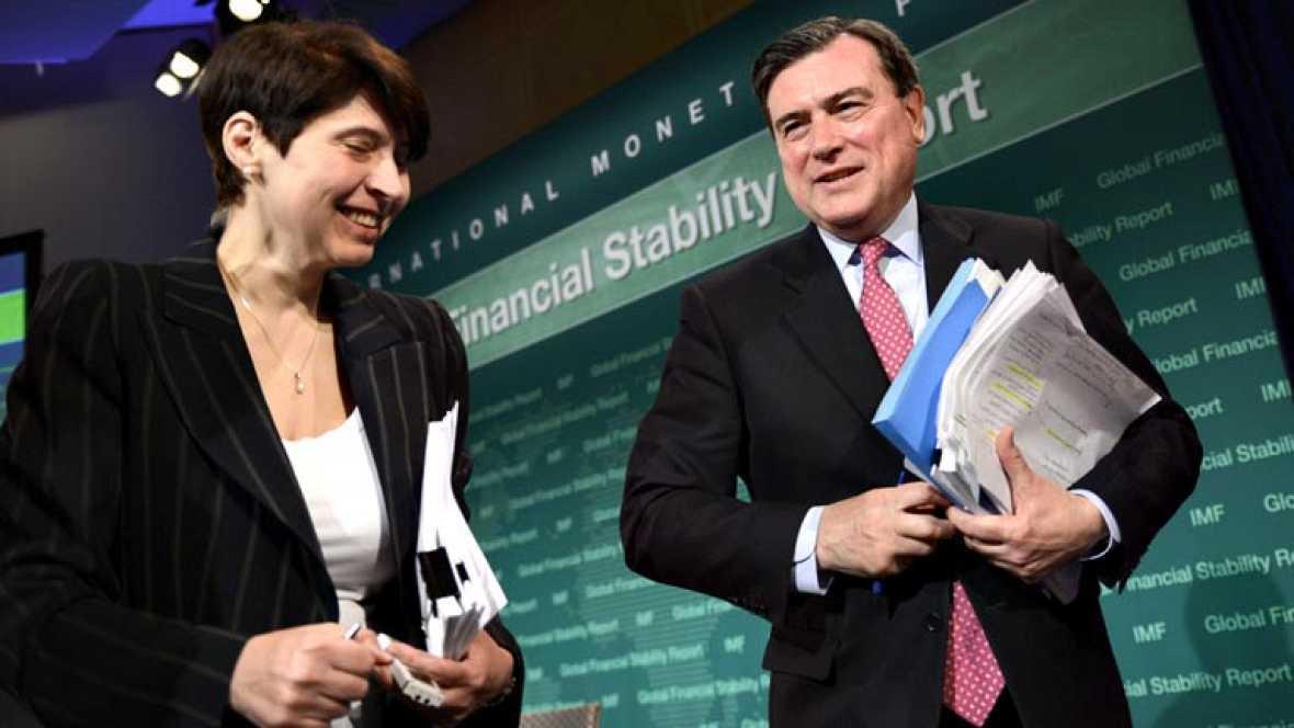 """El FMI insta a España a """"perseverar"""" en las reformas para volver a crecer en 2014"""