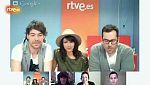 Charla con El Sueño de Morfeo - Hangout de Google+