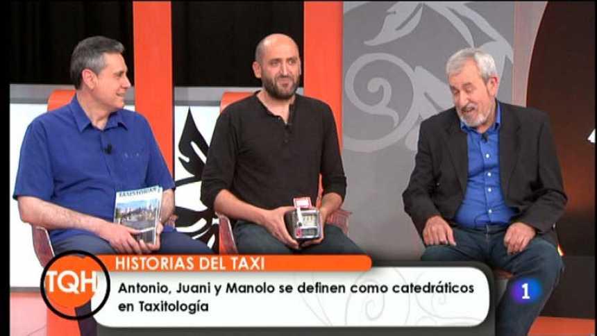 Tenemos que hablar - Antonio, Juani y Manolo, taxistas de Granada