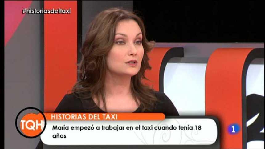 Tenemos que hablar - María Rivas, 15 años en el taxi