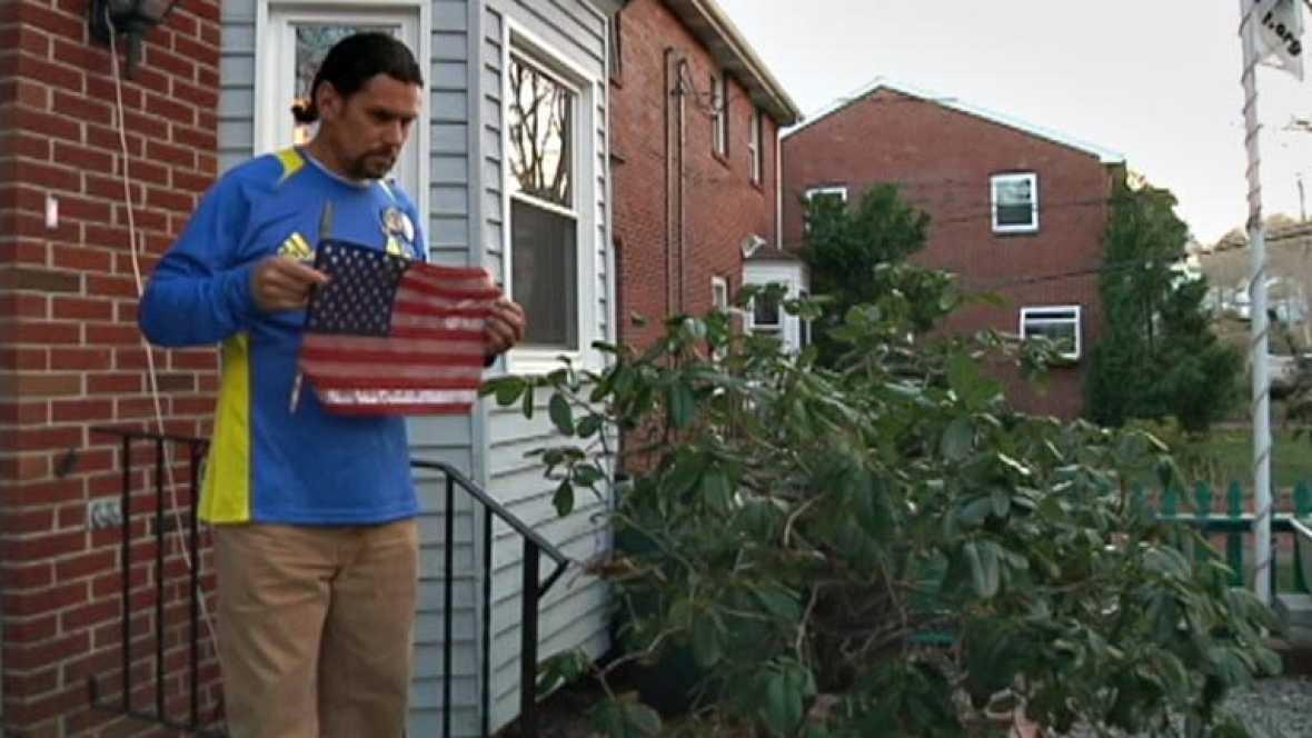 Carlos Arredondo, un inmigrante costarricense convertido en el 'héroe de Boston'