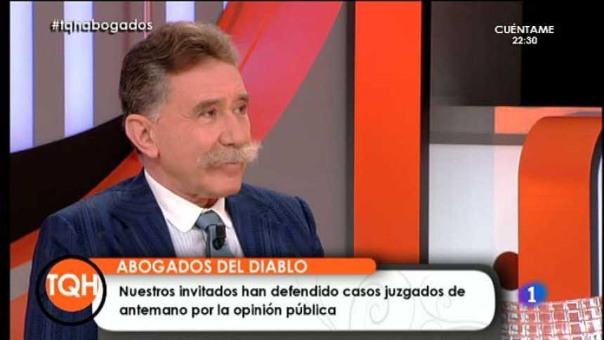 """Tenemos que hablar - Marcos Gª Montes: """"No somos héroes, somos abogados profesionales"""""""