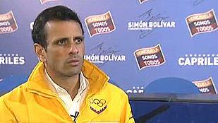 """Henrique Capriles: """"Los liderazgos no se heredan, se construyen"""""""