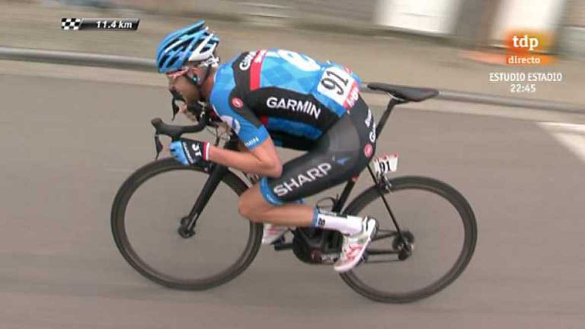Ciclismo - Lieja-Bastogen-Lieja - Ver ahora