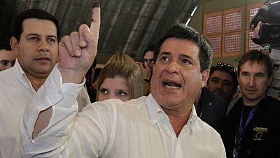 HORACIO CARTES GANA ELECCIONES EN PARAGUAY