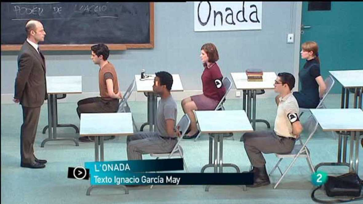 """Para Todos La 2 - Vídeo -  """"La ola"""""""