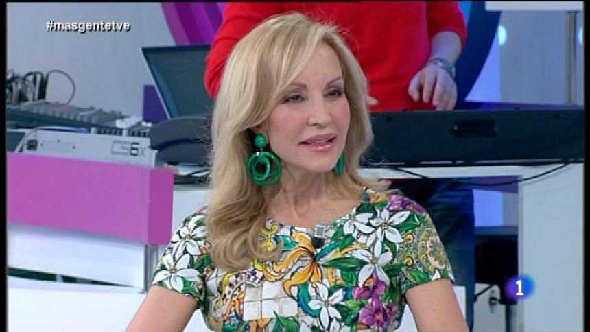 """Más Gente - Carmen Lomana presenta """"El glamour inteligente"""""""