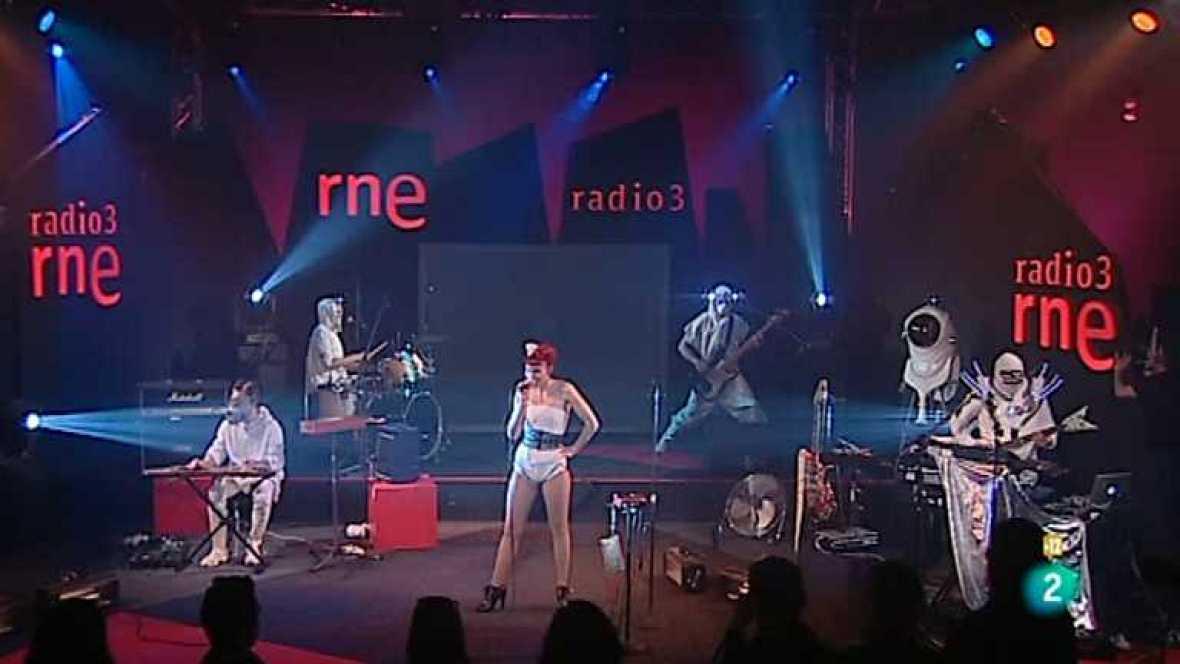 Los conciertos de Radio - Scud Hero - Ver ahora