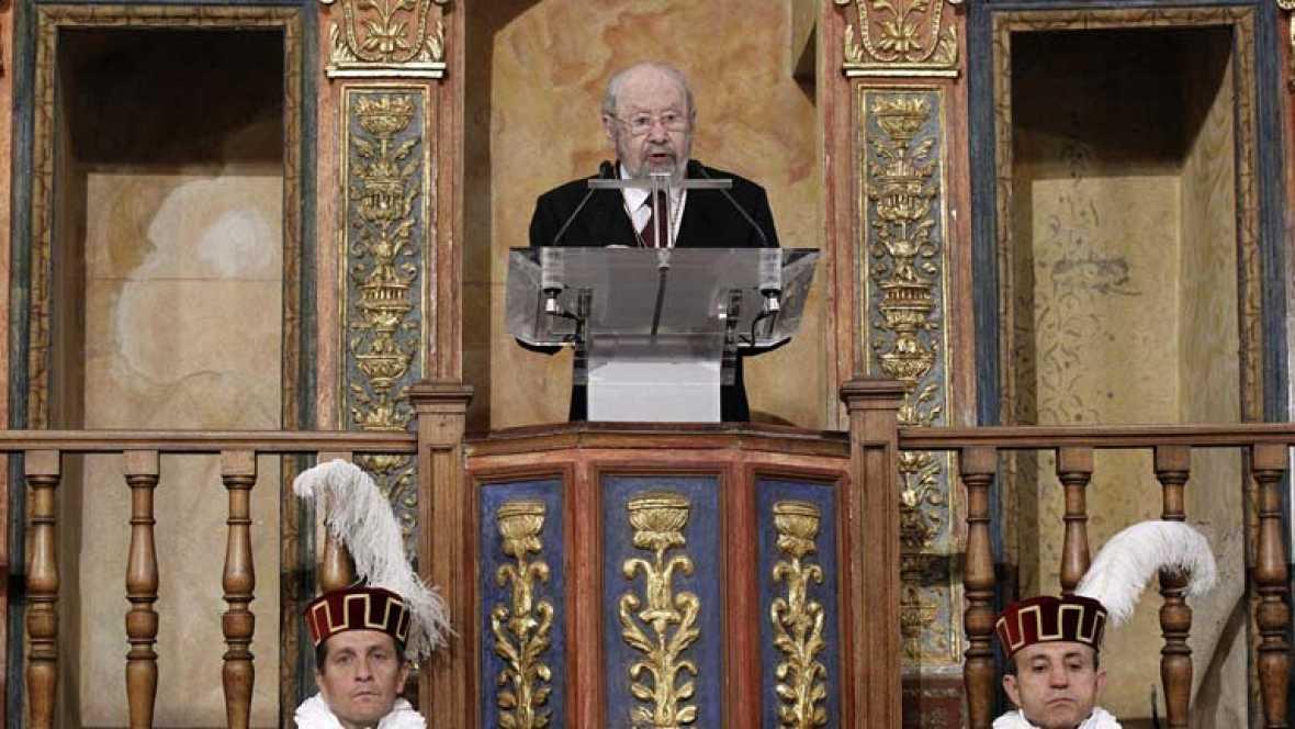 Discurso José Manuel Caballero Bonald, Premio Cervantes 2012