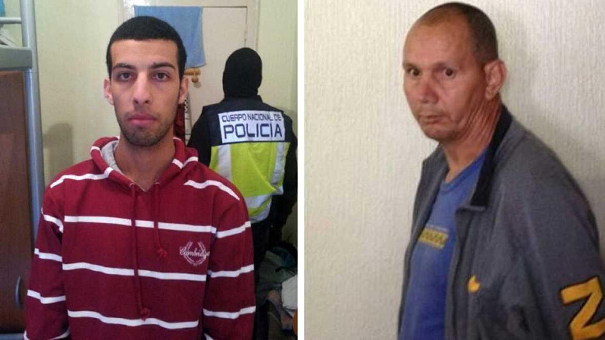 Detenidos dos presuntos islamistas vinculados a Al Queda