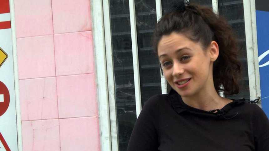 Cuéntame cómo pasó - Entrevista a Elena Rivera (Karina)