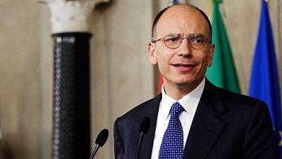 Napolitano encarga a Letta la formación del gobierno