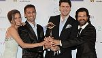 TVE vuelve a dominar los Premios Iris de la Academia de Televisión con 12 galardones