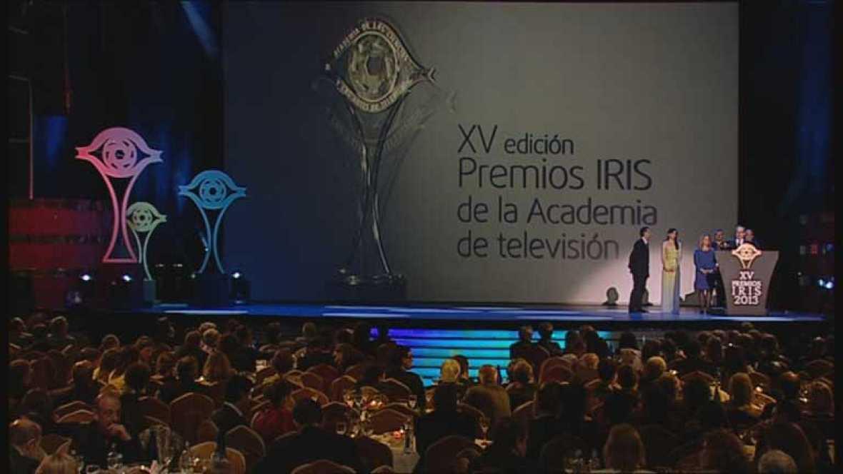 XV Premios Iris de la Academia de Televisión - Ver ahora
