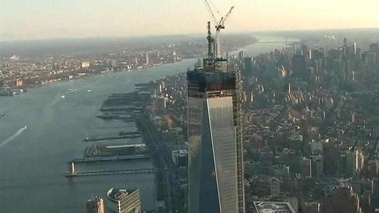 para todos los pblicos la torre de la libertad ser el edificio ms alto de nueva york reproducir video