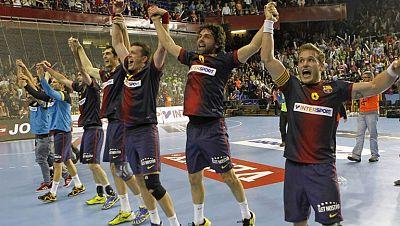 El Barça remonta al Atlético para alcanzar la Final Four